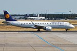 Lufthansa Cityline, D-AECB, Embraer ERJ-190LR (44388469081).jpg