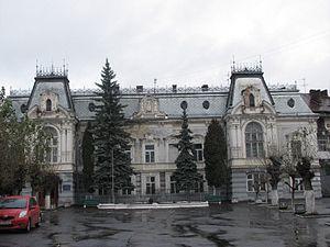 Палац сєменських левицьких