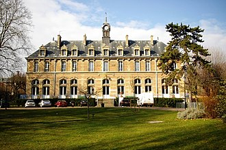 Sceaux, Hauts-de-Seine - Lycée Lakanal