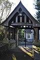 Lych gate at St Illtyd's church, Newcastle - Bridgend - geograph.org.uk - 1623370.jpg
