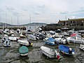 Lyme Regis Harbour. - panoramio.jpg