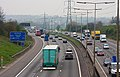 M25 Near Potters Bar - geograph.org.uk - 1262308.jpg
