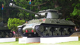 90 mm Gun Motor Carriage M36
