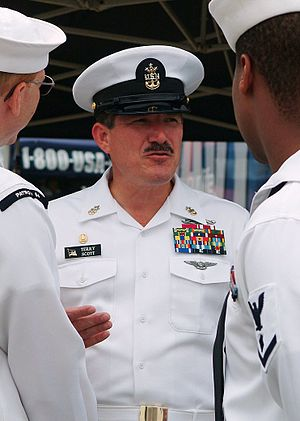 Terry D. Scott - Scott in 2005