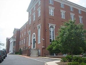 Mount de Sales Academy (Catonsville, Maryland) - Image: MDSA