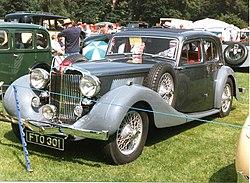 1938 MG WA