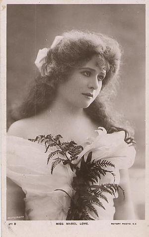 Mabel Love - Mabel Love, 1905