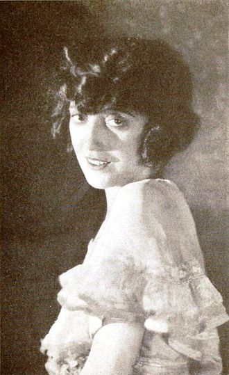 Mabel Normand - Photoplay Magazine, 1921