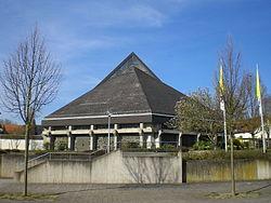 Maberzell; Heilig-Kreuz-Kirche