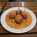 Macaroni and Cheese Balls - PINSTACK plano (2015-04-10 19.17.42 by Nan Palmero).jpg