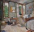 Madame Lucy Hessel Working at a Dressmaker's Table by Édouard Vuillard.JPG