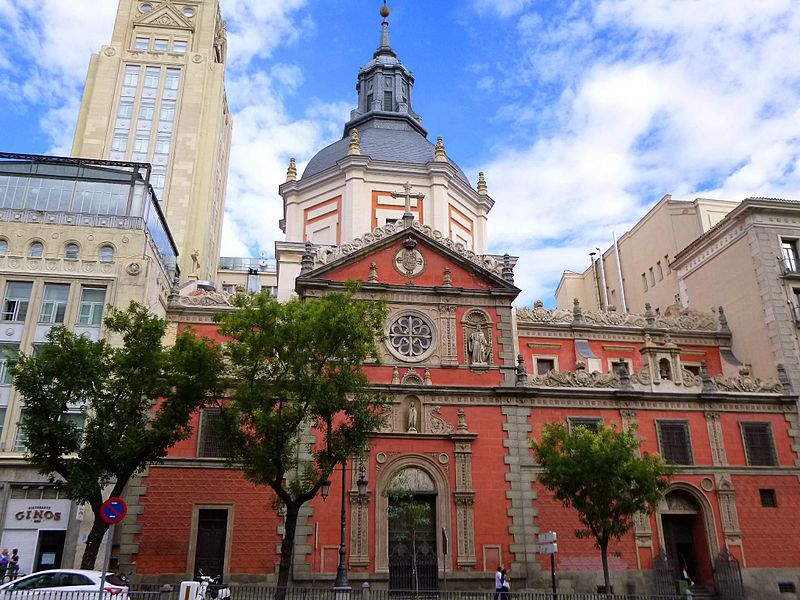 Madrid - Iglesia de la Concepción Real de Calatrava 13.jpg