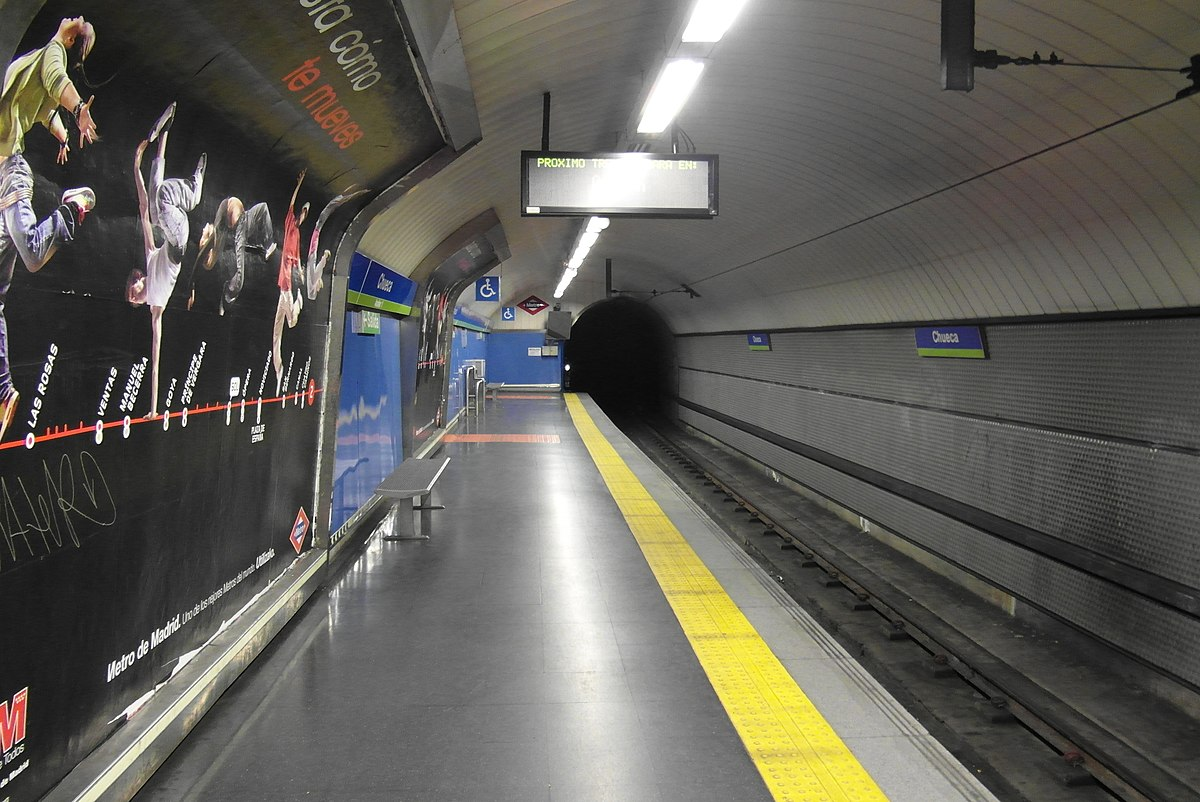 Chueca madrid metro wikipedia - Casa chueca madrid ...