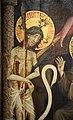 Maestro del compianto di lindau (attr.), cristo come uomo di dolori e san francesco stigmatizzato, 1430 ca (colonia, wallraf-richartz museum) 02.JPG