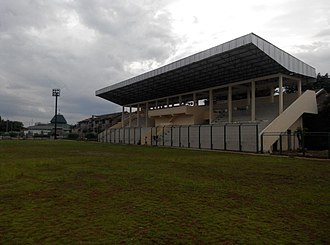 Depok - Mahakam Stadium homebase of Depok United FC
