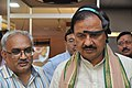 Mahesh Sharma Checks Mind Game - NDL - NCSM - Kolkata 2017-07-11 3517.JPG
