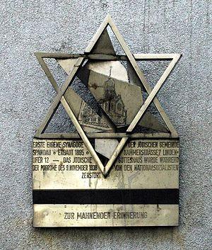 Spandau Synagogue