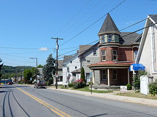 Walnutport, Pennsylvania Place in Pennsylvania, United States