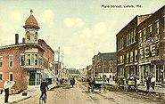 Main Street, Calais, ME