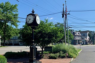 Chester Borough, New Jersey Borough in Morris County, New Jersey, United States