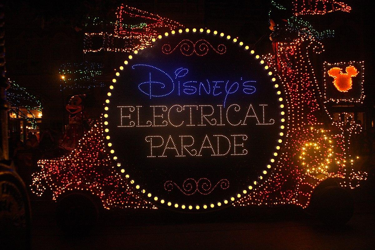 Main Street Electrical Parade Wikipedia