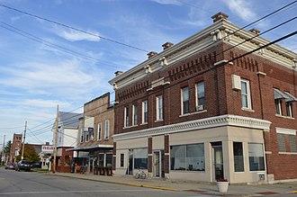 New Madison, Ohio - Main Street