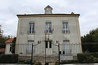 Chanteloup-en-Brie Commune in Île-de-France, France