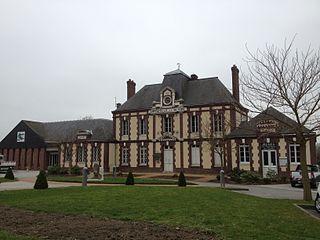 Amfreville-la-Mi-Voie,  Normandy, France