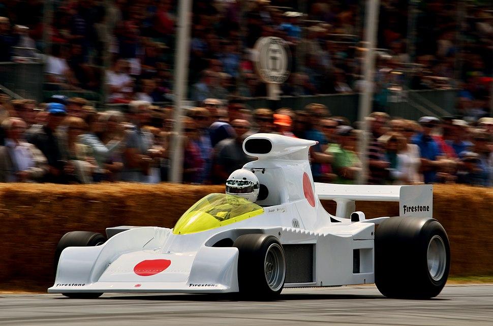 Maki F101 2014 Goodwood Festival of Speed