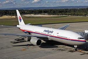 Malaysia-Airlines-Flug 17 über dem Osten der Ukraine offenbar abgeschossen