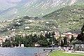 Malcesine, on the Via Lungolago.JPG