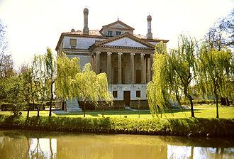 Villa Foscari - Image: Malcontenta retouched
