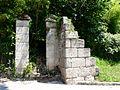 Malemort-sur-Corrèze vestiges ancien castrum.JPG