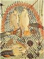 Maler der Grabkammer des Menna - Fische