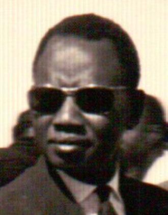 Prime Minister of Senegal - Image: Mamadou Dia 1962