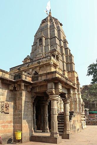 Omkareshwar - Image: Mamleshwar Temple 01