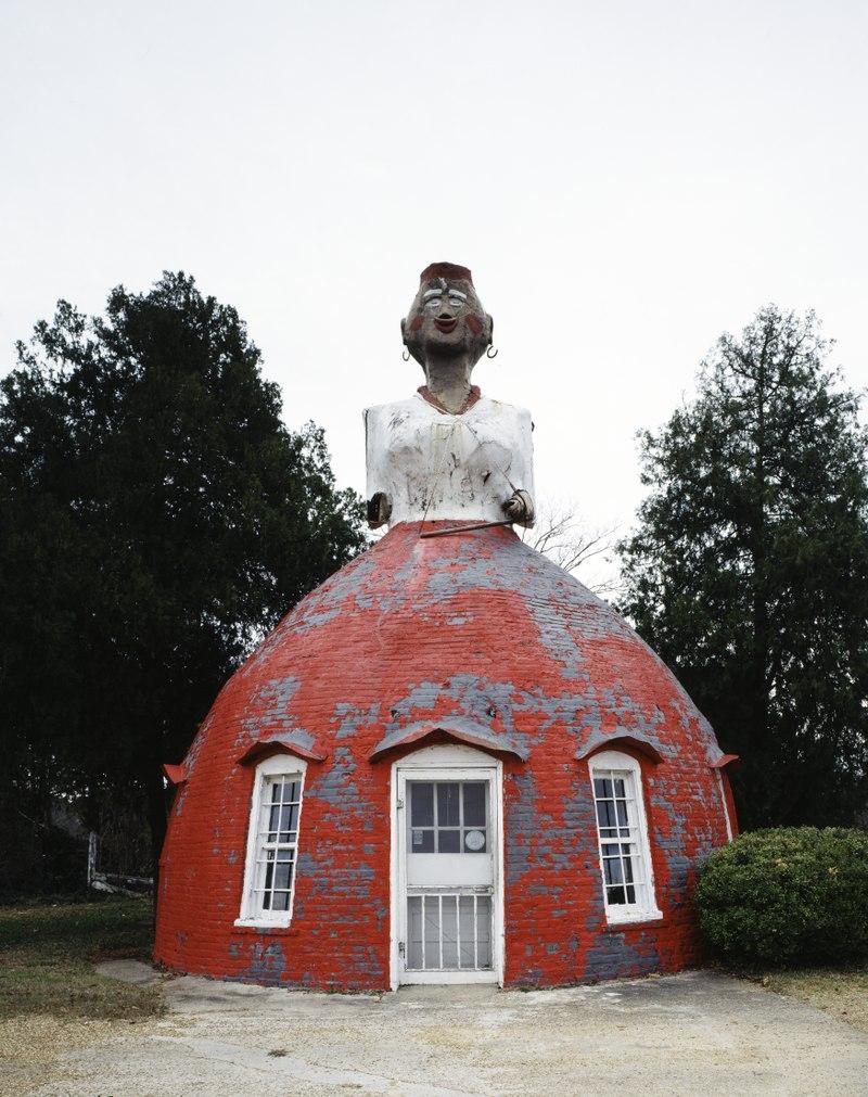 Mammy's Cupboard Restaurant, Natchez, Mississippi LCCN2011631465.tif