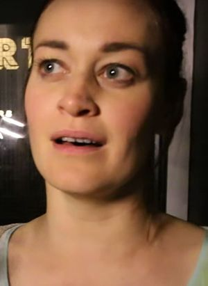 Mamrie Hart - Hart appearing in a Vlogbrothers video in 2016.