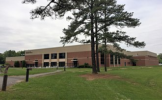 Manassas Park, Virginia - Manassas Park community center