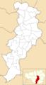 Manchester City Council UK ward map 2018 (blank).png