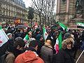 Manifestation pro révolution syrienne Paris 7-1-2017 - 5.jpg