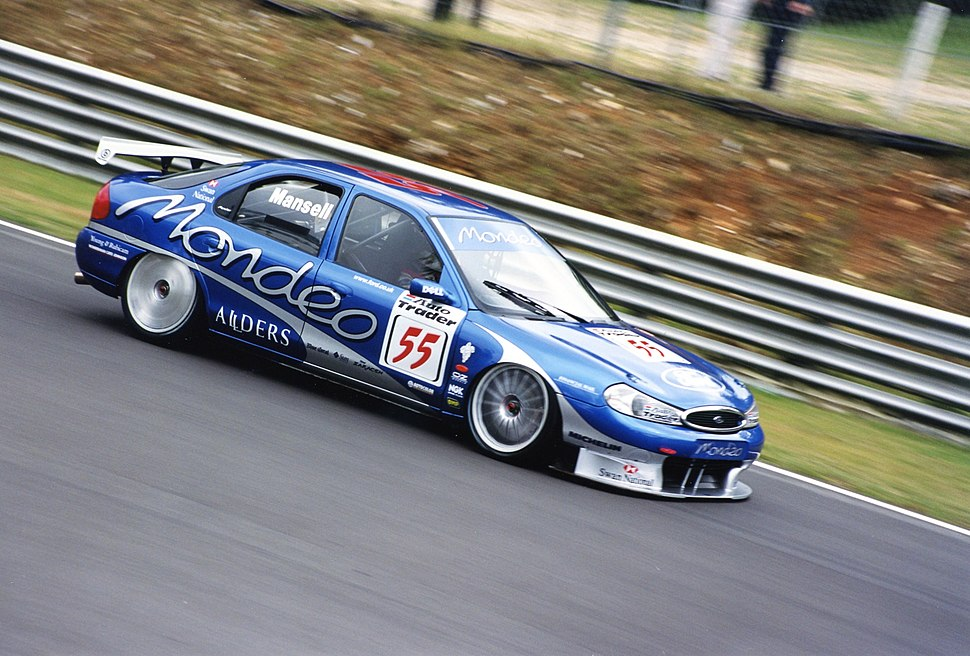 Mansell BTCC1998