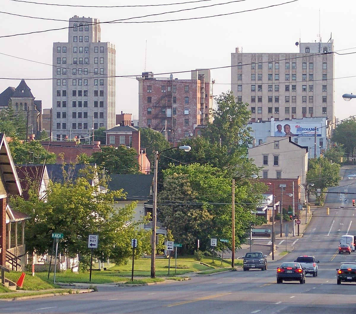 Singles in west mansfield oh Mansfield, Ohio - Wikipedia