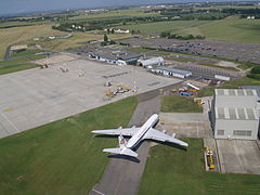 Kent International AirportManston Airportport lotniczy Kent International