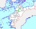 Map.Shigenobu-Town.Ehime.PNG