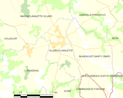 Map commune FR insee code 16408.png