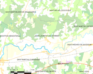 Map commune FR insee code 24436.png