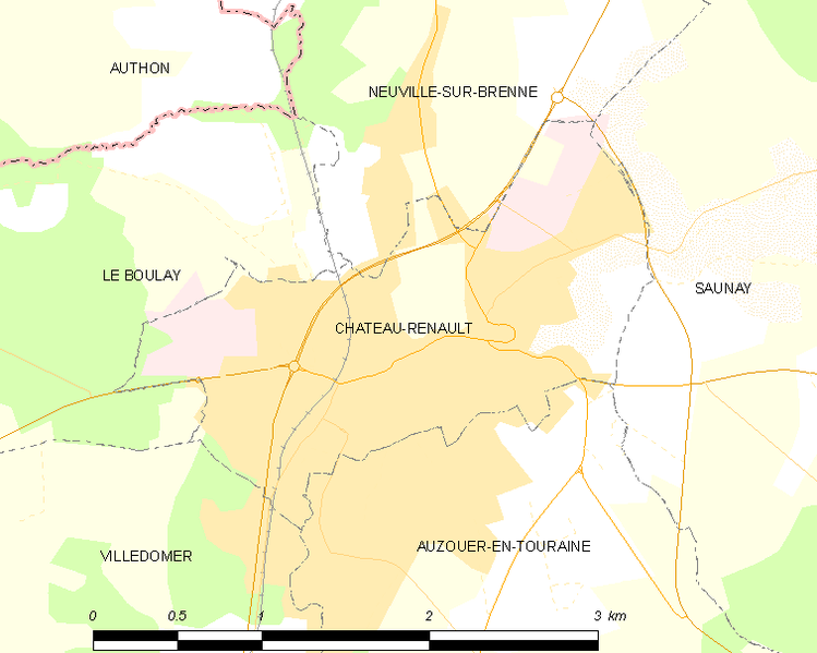 Archivo:Map commune FR insee code 37063.png