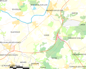 Map commune FR insee code 49110.png