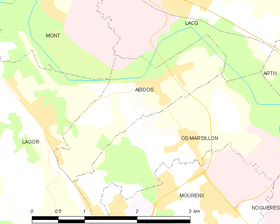Map commune FR insee code 64003.png